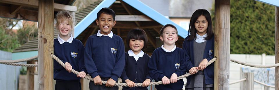 Uniform » Woden Primary School